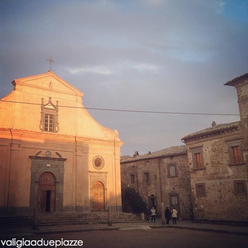 piazza borgo Civita