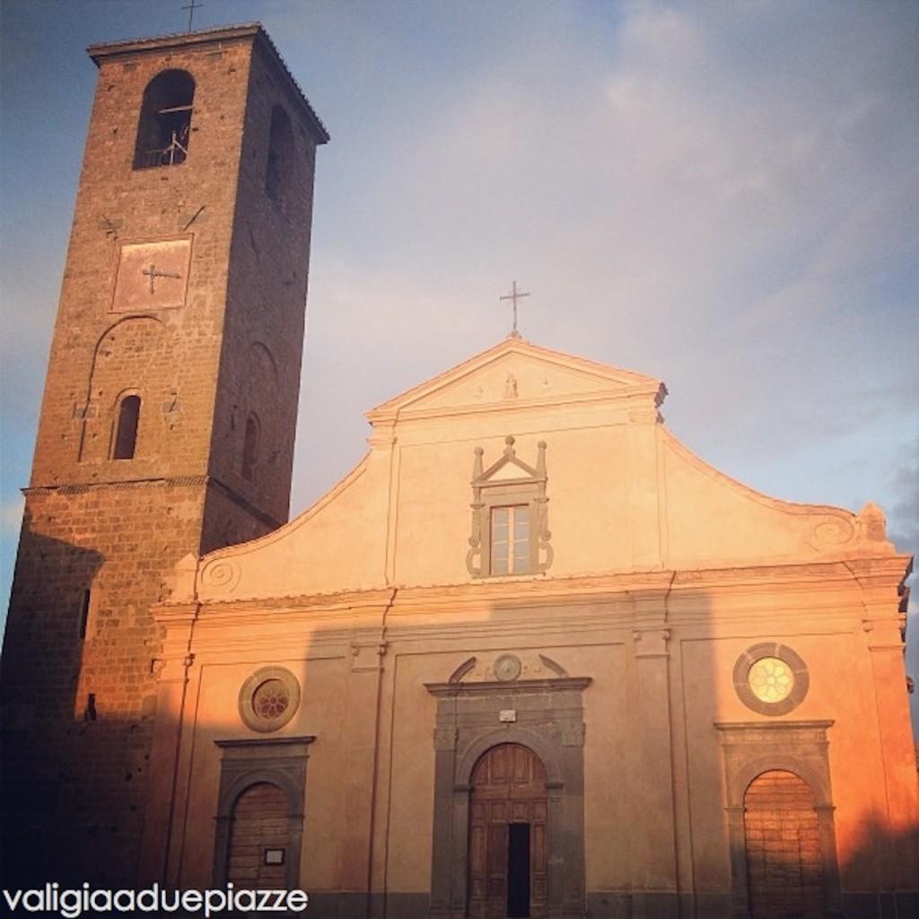 chiesa Civita di Bagnoregio