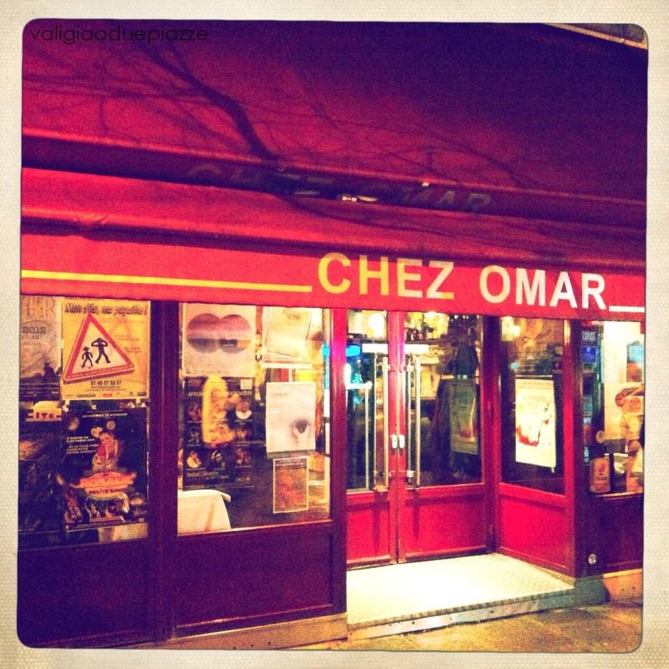 Chez Omar marais