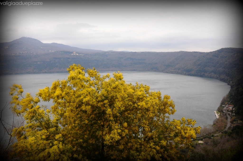 Lago Albano Castel Gandolfo