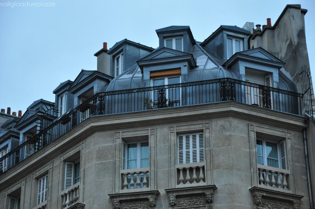 case marais parigi