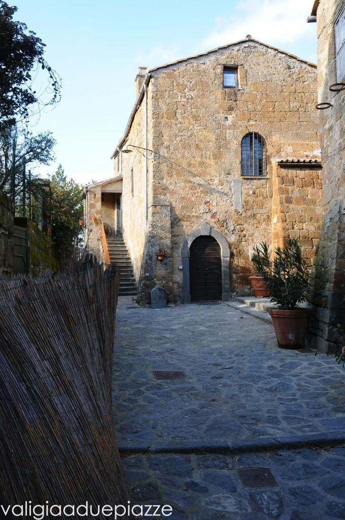 scorcio borgo Civita di Bagnoregio