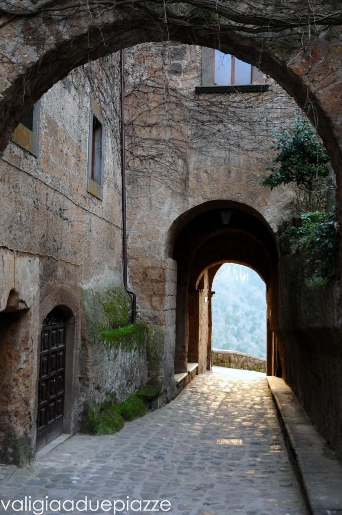 ingresso borgo Civita di Bagnoregio