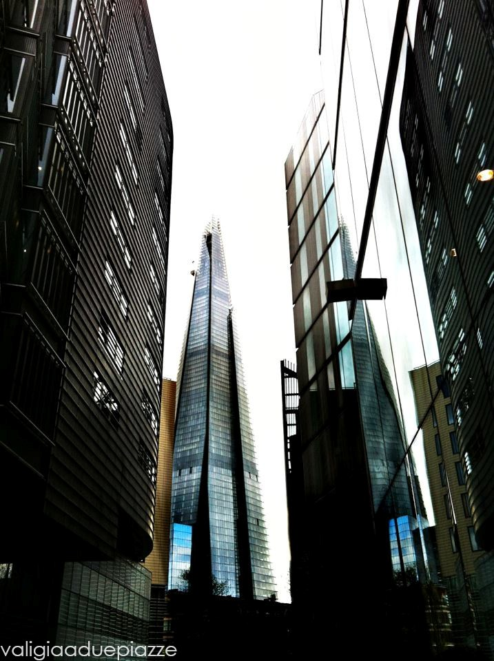 Shard London Bridge di Renzo Piano