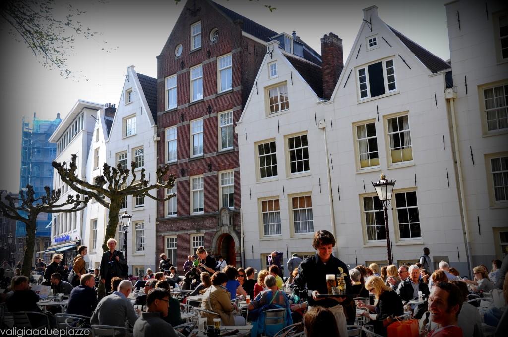 Spui bar Amsterdam
