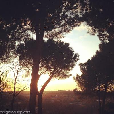 tramonto eur