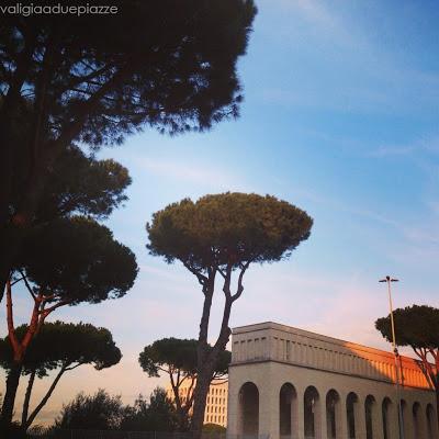 tramonto eur roma