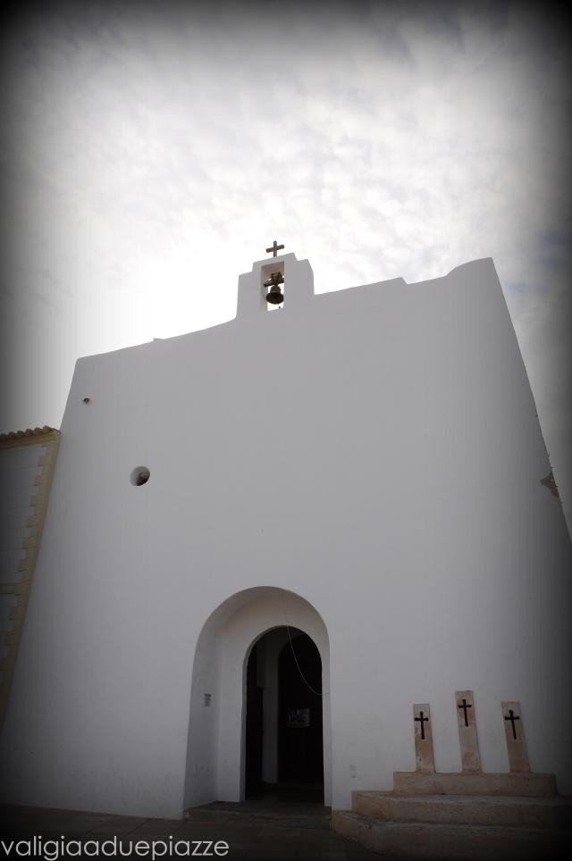 La chiesa fortezza di Sant Francesc Xavier