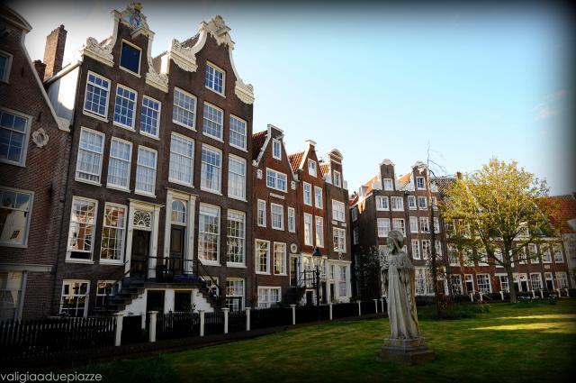 cortile delle beghine Amsterdam