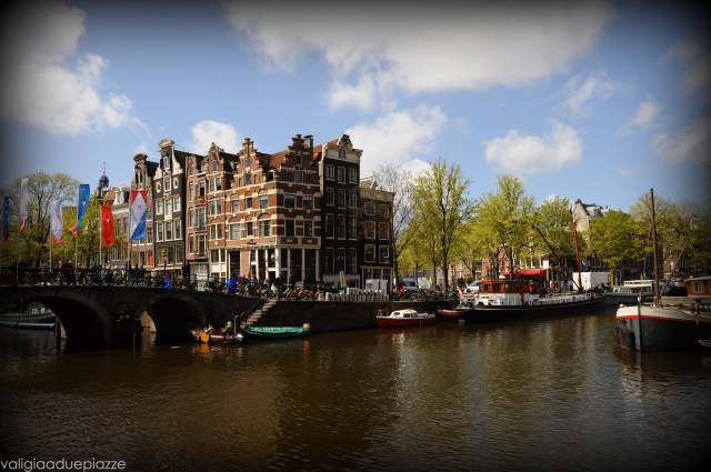L'angolo più famoso di Amsterdam: Prinsengracht e Brouwersgracht