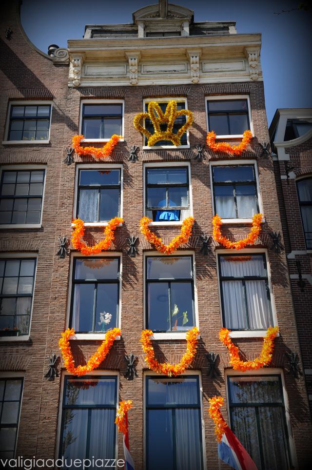 decorazioni queen's amsterdam
