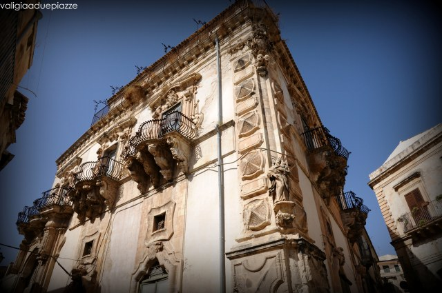 Palazzo Beneventano Scicli