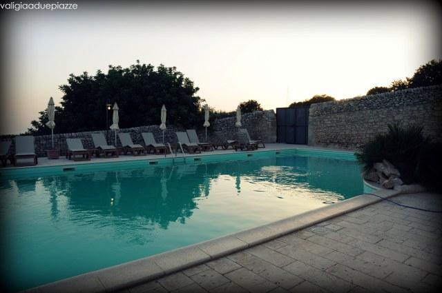 piscina masseria Ragusa