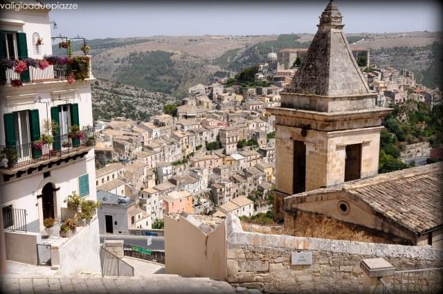 panorama Ibla di Ragusa