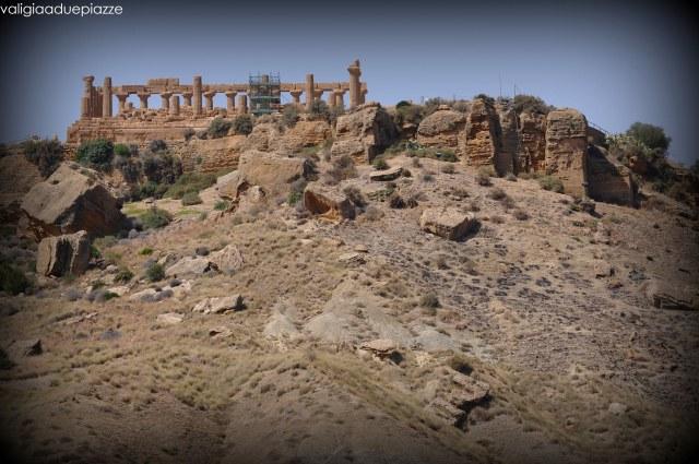 Valle dei Templi panorama