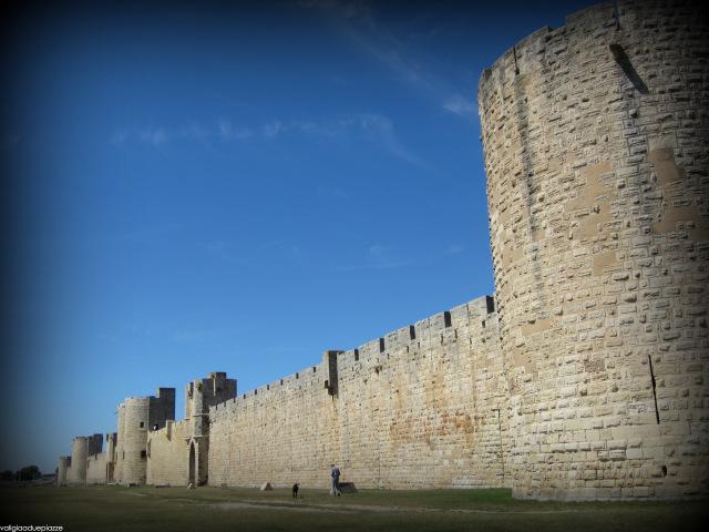 Le mura di Aigues-Mortes