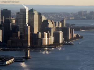 pier new york elicottero