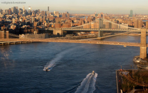 ponte di brooklyn elicottero