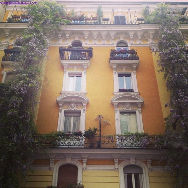 Via Muzio Clementi, Prati
