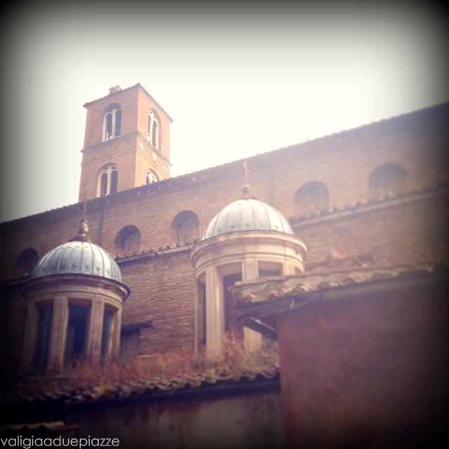 Sant'Agnese fuori le mura