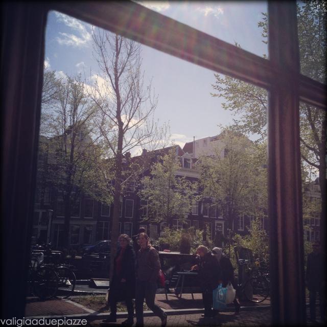 Sbirciando sul Prinsengracht