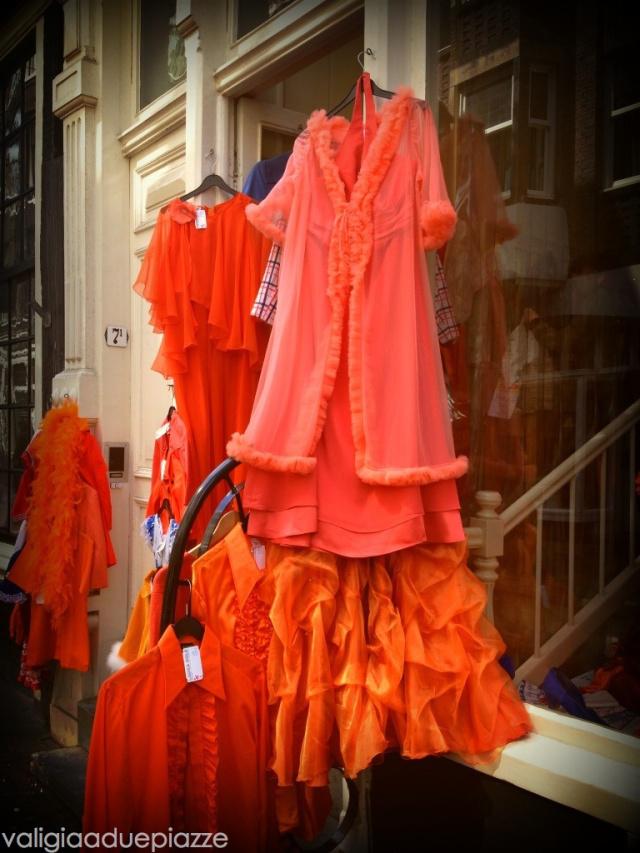 abiti arancioni amsterdam