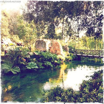 Il giardino segreto di ninfa - Il giardino segreto roma ...