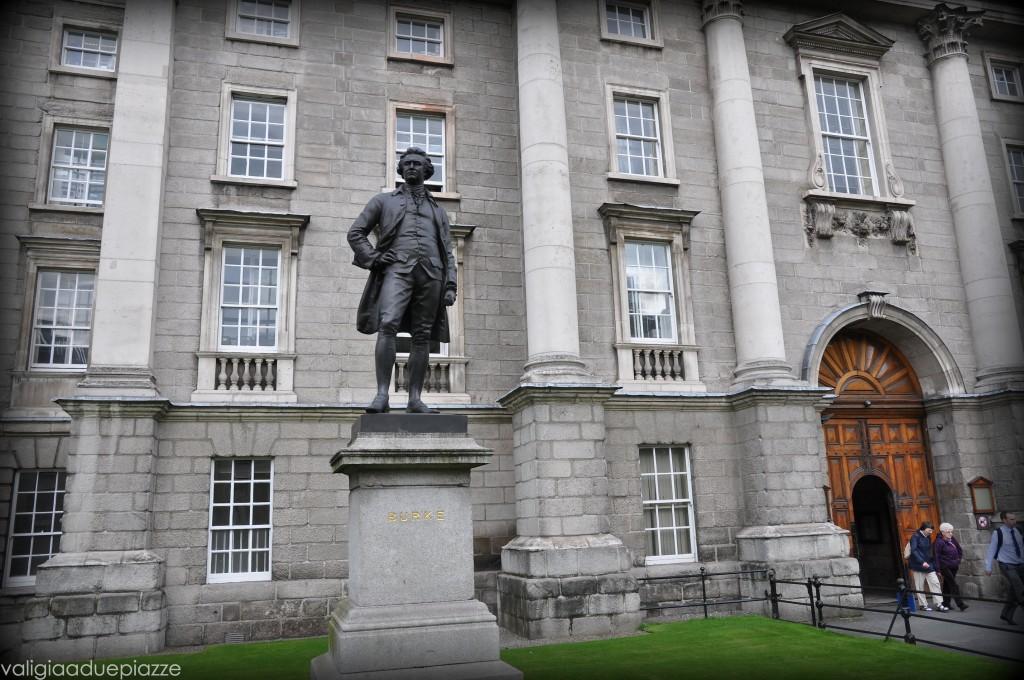 Trinity College Dublino Irlanda