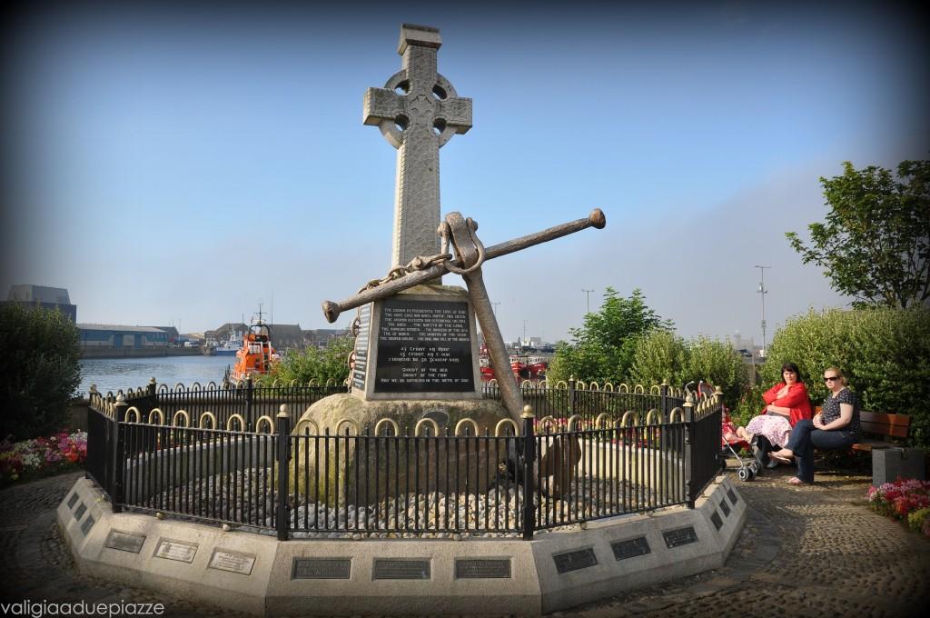 Porto Howth Dublino