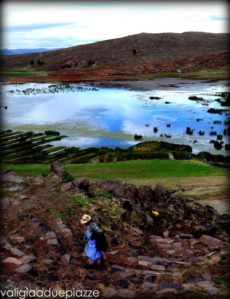 Lago Umayo Perù