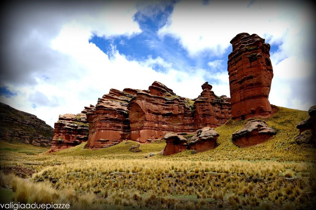 Tinajani canyon