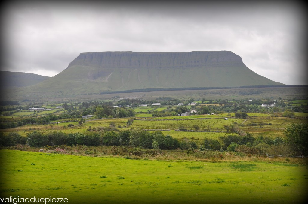 Benbulben Irlanda