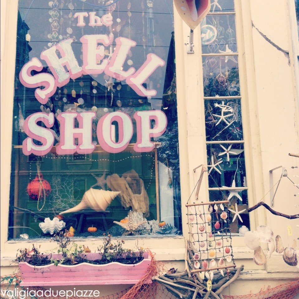 shell shop provincetown