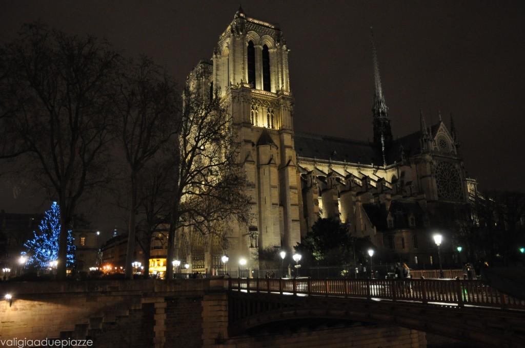 Notre Dame Capodanno