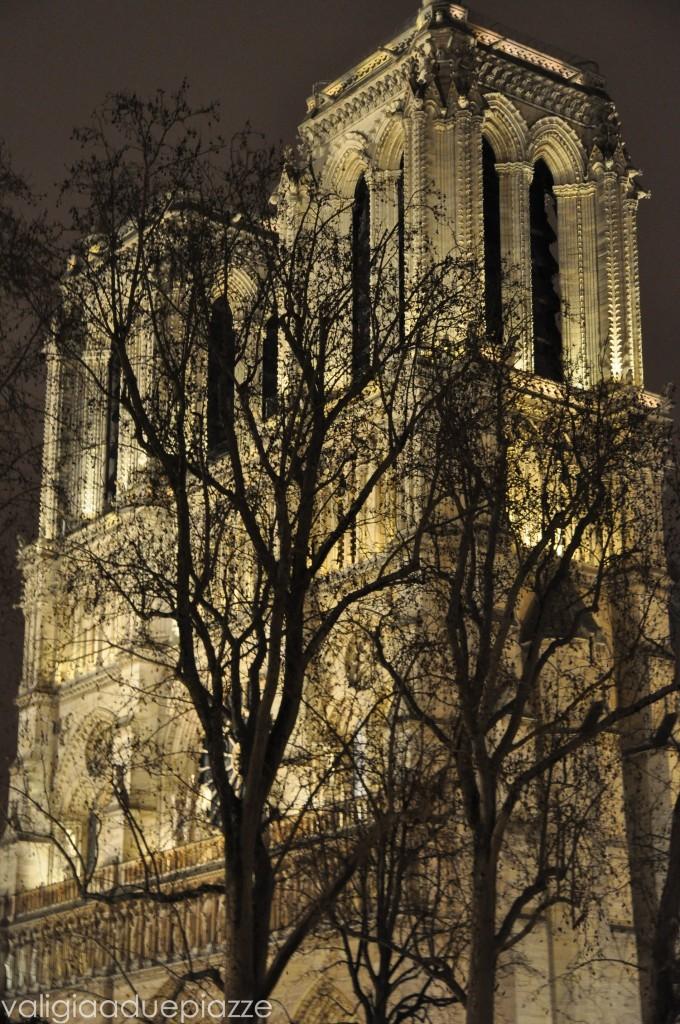 Capodanno Parigi Notre Dame