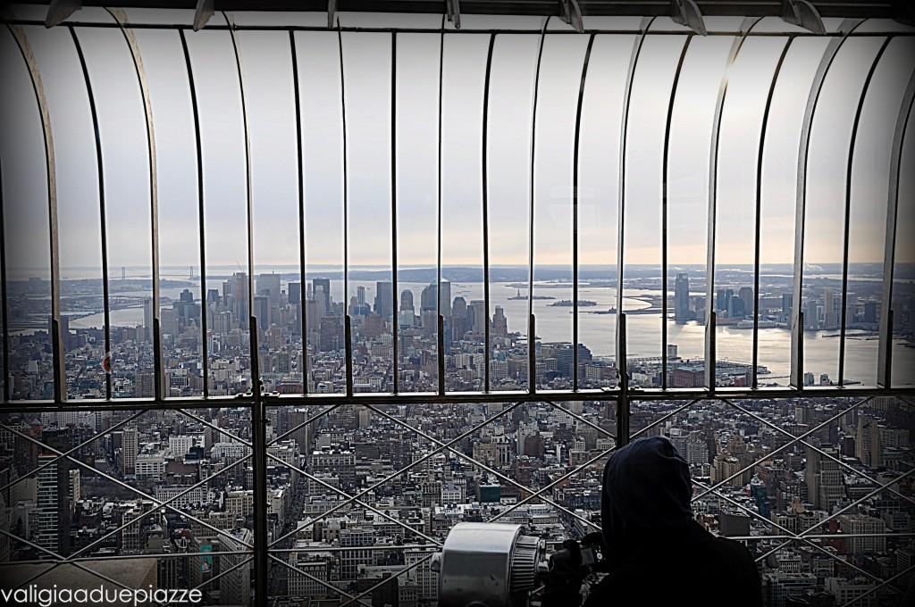 Vista da Empire State Building