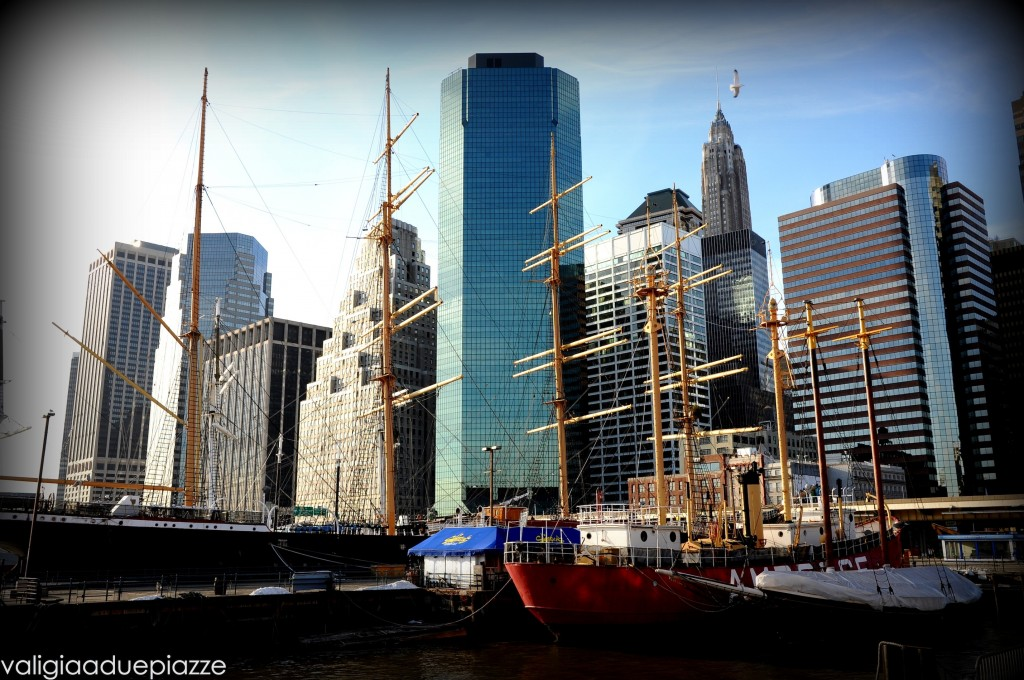Seaport New York
