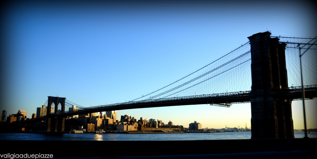 Tramonto New York