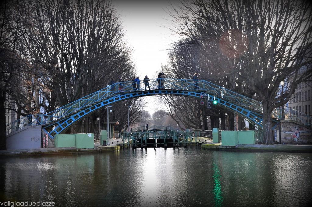 Canal St Martin Parigi