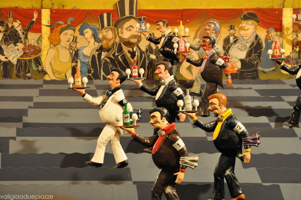 Museo delle Arti Circensi vecchi giochi