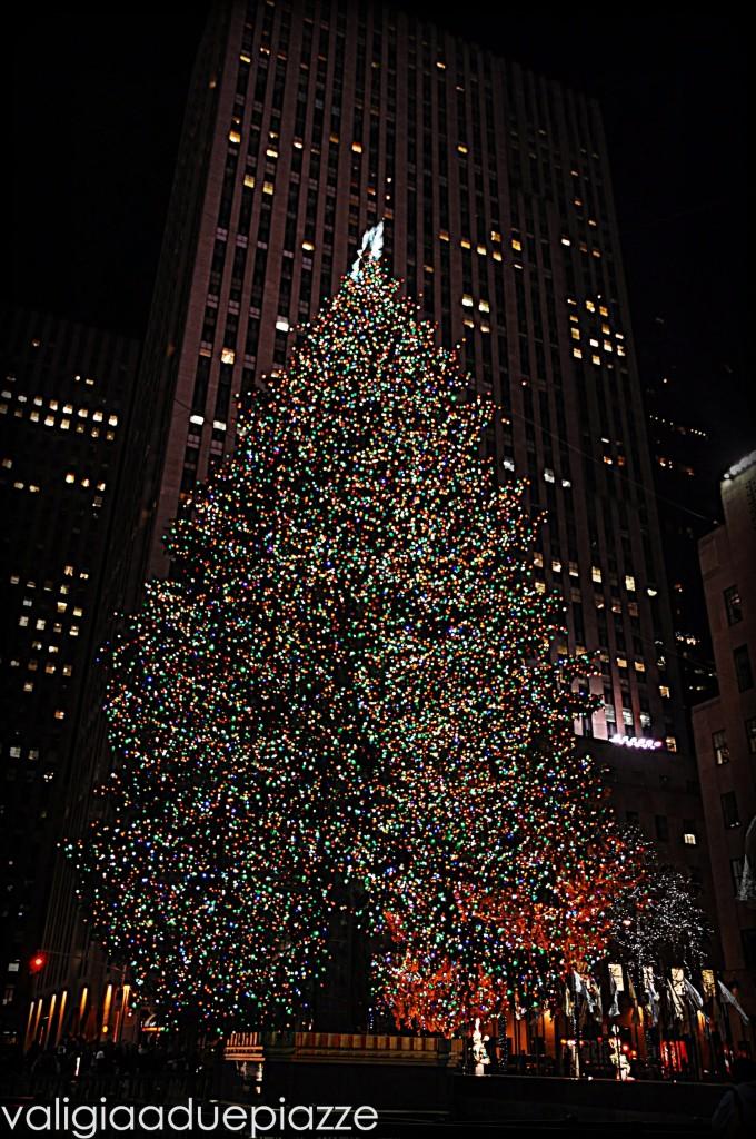 albero di Natale Rockefeller