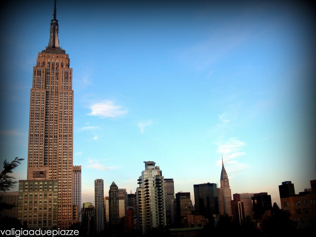 Empire State Building - panorama