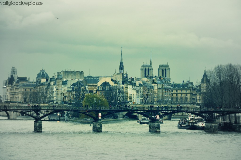 Parigi vista da Saint Germain