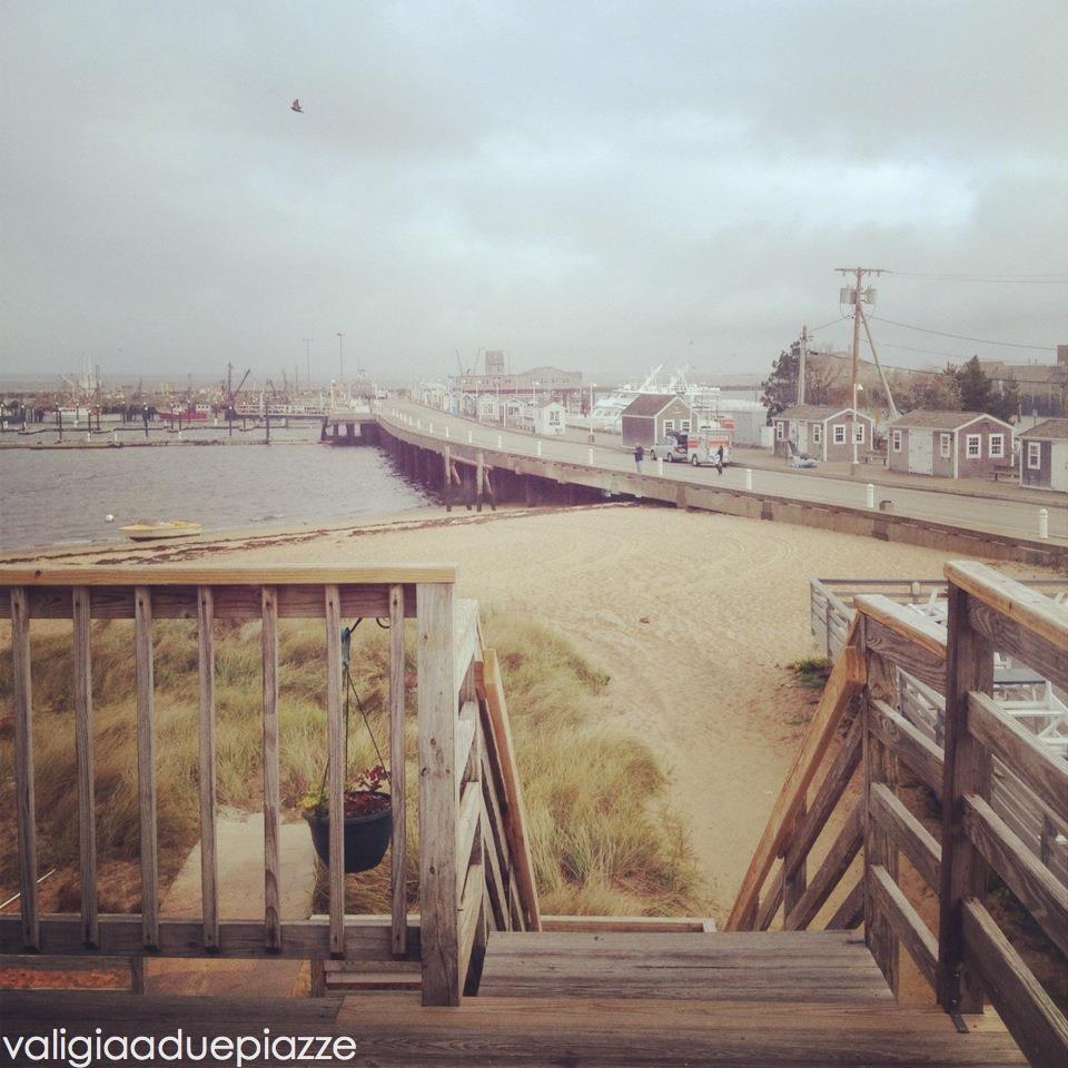 Cape Cod uragano Sandy