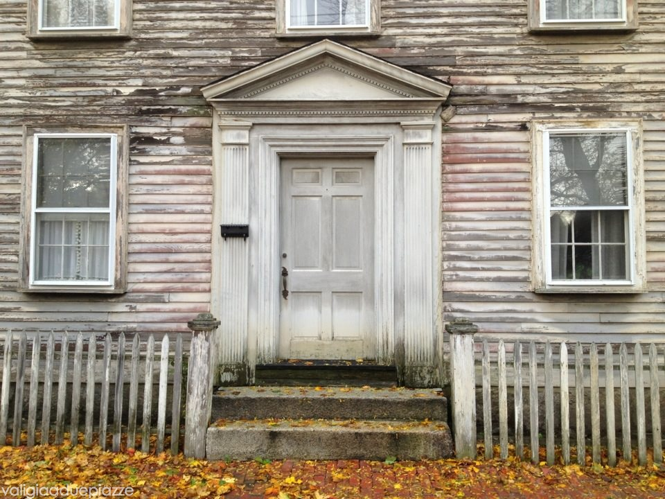 Salem New England