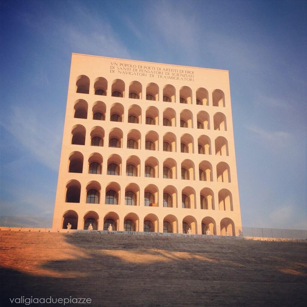 Colosseo Quadrato Roma