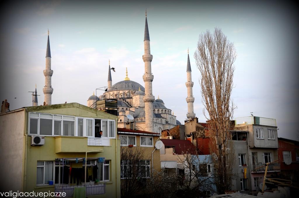 Sui tetti di Istanbul - Dersaadet