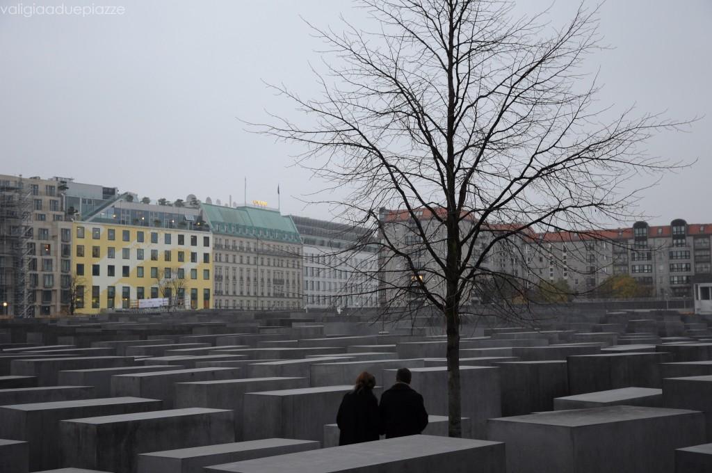 Memoriale dell'olocausto Berlino