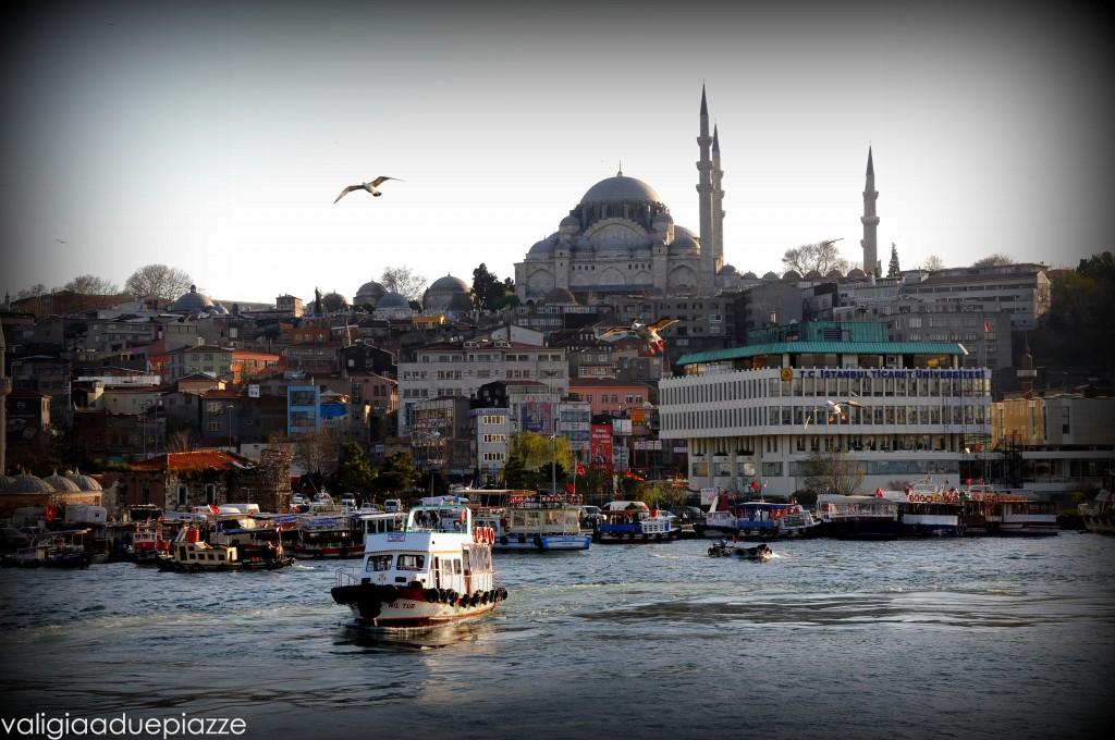 Istanbul traghetti