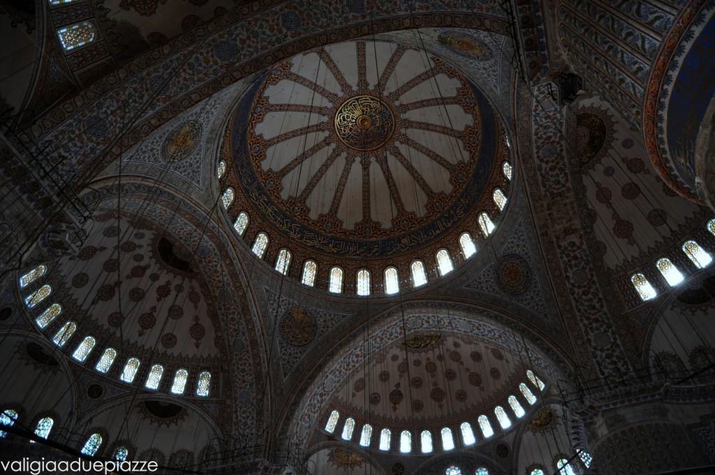 Cupola Moschea Blu